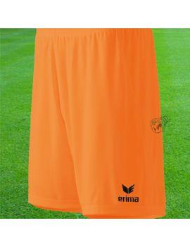 Boutique pour gardiens de but Shorts Joueur (sans protection)  Erima - Short Rio 2.0 Orange Fluo 3151802 / 84