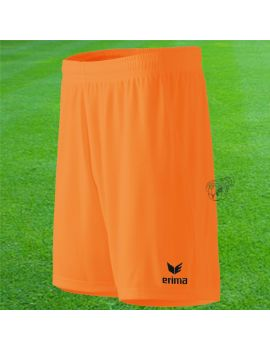 Erima - Short Rio 2.0 Orange Fluo Junior