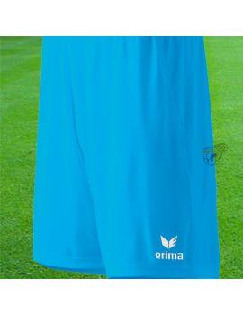 Boutique pour gardiens de but Shorts Joueur (sans protection)  Erima - Short Rio 2.0 Bleu Turquoise 3151803 / 42