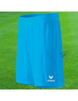 Erima - Short Rio 2.0 Bleu Turquoise Junior