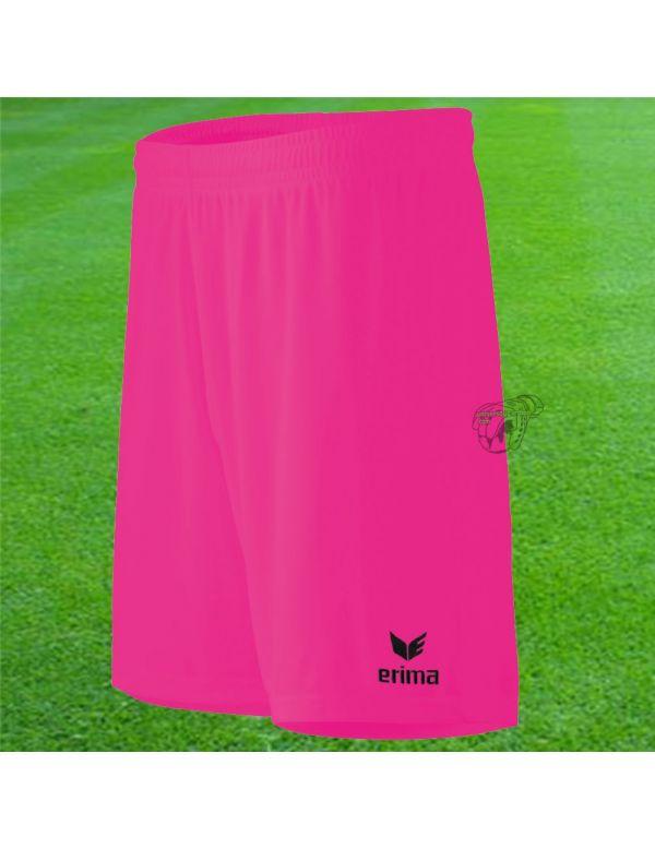 Boutique pour gardiens de but Shorts Joueur (sans protection)  Erima - Short Rio 2.0 Rose Fluo 3151804 / 42