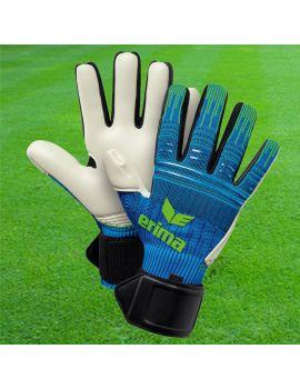 Erima - Flexinator Ultra Knit Bleu 7221801 / 42 Gants de gardien Match dans votre boutique en ligne Univers du Gardien