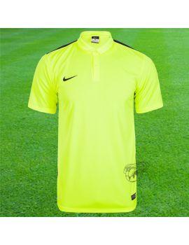Boutique pour gardiens de but Maillot manches courtes  Nike - Maillot Challenge Manches courtes Jaune fluo 644659-715