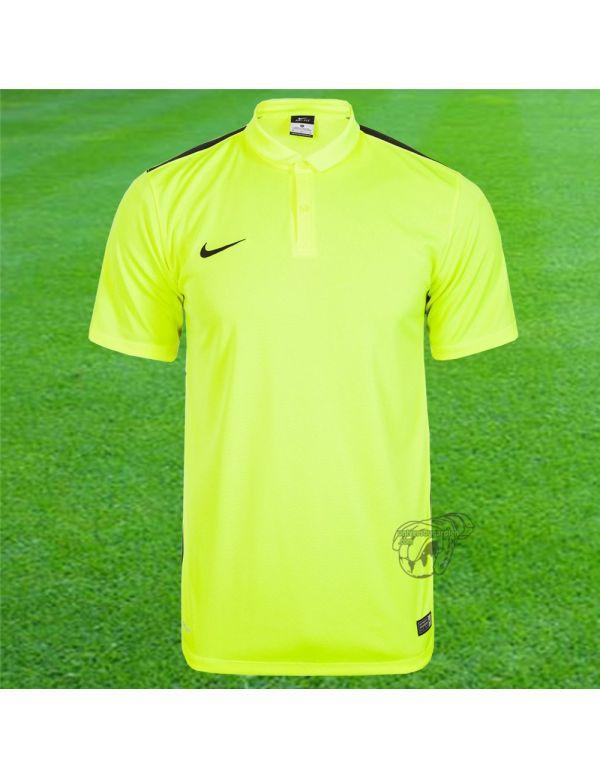 maillot jaune fluo nike