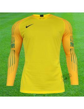 Boutique pour gardiens de but Maillots gardien junior  Nike - Maillot de gardien de but Jersey Jaune Junior 898046-719 / 63