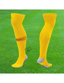 Boutique pour gardiens de but Chaussettes gardien  Nike - Chaussettes Team Matchfit Jaune SX6836-719 / 122