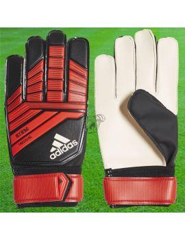 Boutique pour gardiens de but Gants de gardien junior  Adidas - Gant Predator Training Noir Rouge CW5602 / 182