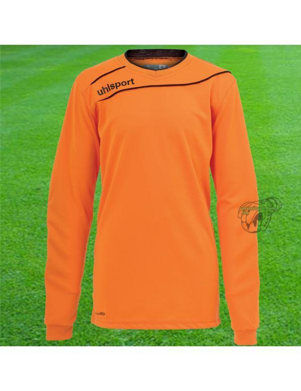 Boutique pour gardiens de but Maillots manches longues  Uhlsport - Maillot de gardien de but STREAM 3.0 Orange 1005702-02