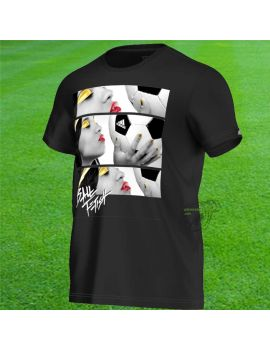Boutique pour gardiens de but Polos / t-shirts  Adidas - Tee shirt Football Love AA4016