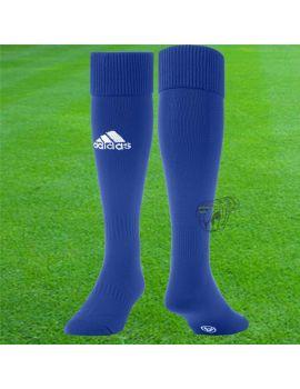 Boutique pour gardiens de but Chaussettes gardien  Adidas - Chaussettes Milano Bleu roi E19299