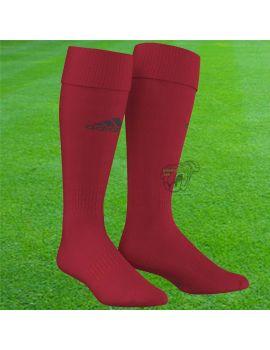 Boutique pour gardiens de but Chaussettes gardien  Adidas - Chaussettes Milano Rouge Noir A97995