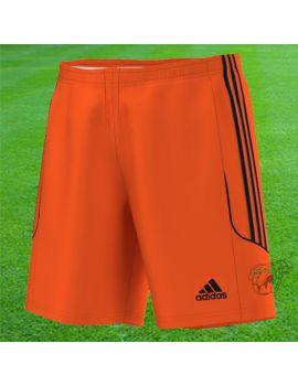 Boutique pour gardiens de but Shorts Joueur (sans protect.)  Adidas - short Squadra Orange Z21580