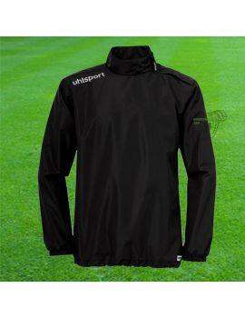 Boutique pour gardiens de but Coupe-vent junior  Uhlsport - Coupe vent Windbreaker Essential Noir Junior 1003251 01