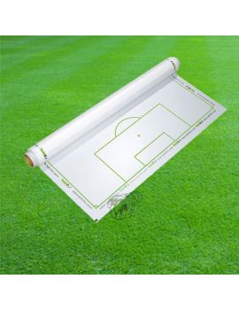 Boutique pour gardiens de but petit matériel d'entraînement  Tableau effaçable Taktifol football EN31201