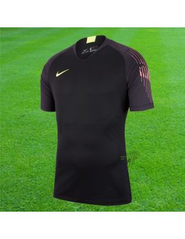 Nike - Maillot Gk Jersey Manches courtes Noir