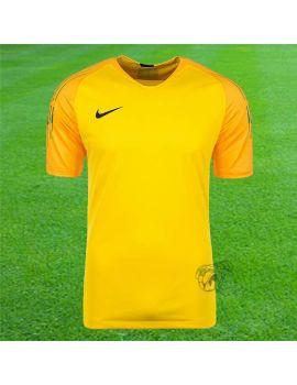 Boutique pour gardiens de but Maillot manches courtes  Nike - Maillot Gk Jersey Manches courtes Jaune 894512-719 / 92