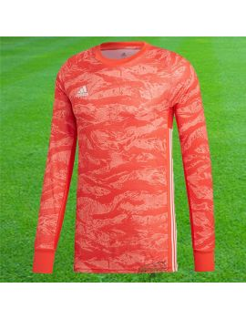 Adidas - Maillot Manches longues Adipro 19 Rouge