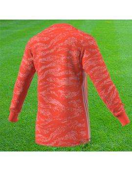 Adidas - Maillot Manches longues Adipro 19 Rouge