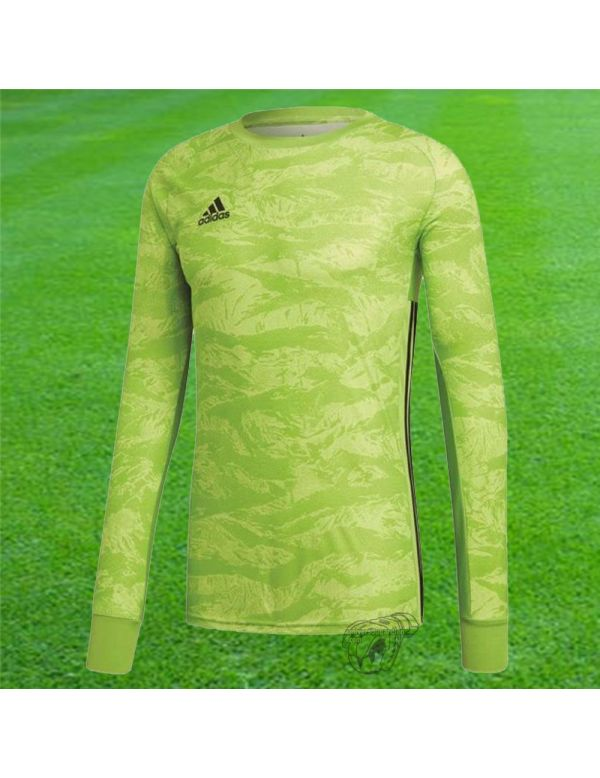 Adidas - Maillot Manches longues Adipro 19 Vert Clair Adulte