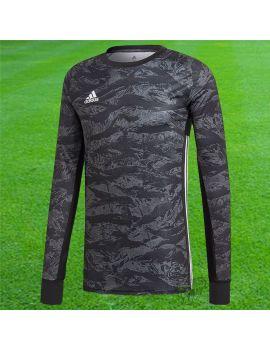 Boutique pour gardiens de but Maillots manches longues  Adidas - Maillot Manches longues Adipro 19 Noir Adulte DP3138 / 53