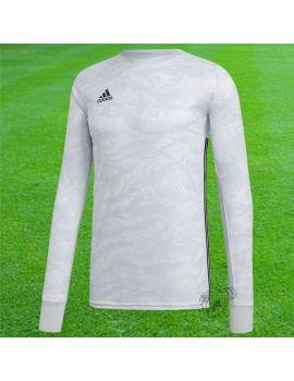 Boutique pour gardiens de but Maillots manches longues  Adidas - Maillot manches longues Adipro 19 Blanc DP3141 / 233