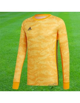 Adidas - Maillot Manches longues Adipro 19 Jaune Junior DP3140 / 53 Maillots gardien junior boutique en ligne Gardien de but