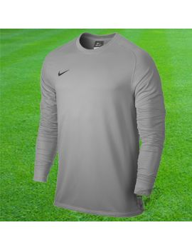 Nike - Maillot Goalie II Gris Junior 588441-001 Maillots gardien junior boutique en ligne Gardien de but