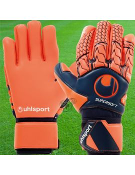 Uhlsport - Next Level Supersoft HN 1011095-01 / 143 Gants de gardien Match dans votre boutique en ligne Univers du Gardien