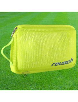 Boutique pour gardiens de but Goalie bag / shoes bag  Reusch - Goalkeeping Bag Jaune fluo / Vert fluo 3963010-500 / 103