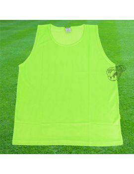 Boutique pour gardiens de but Chasubles  Chasubles de Football Vert Fluo 063209 VF