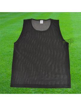 Boutique pour gardiens de but Chasubles  Chasubles de Football Noir 063209 NR
