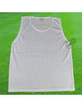 Boutique pour gardiens de but Chasubles  Chasubles de Football Blanc 063209 BLC