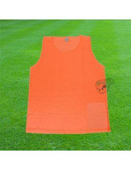 Boutique pour gardiens de but Chasubles  Chasubles de Football Orange 063209 ORG