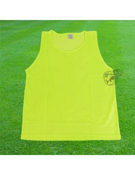 Boutique pour gardiens de but Chasubles  Chasubles de Football Jaune Fluo 063209 JF
