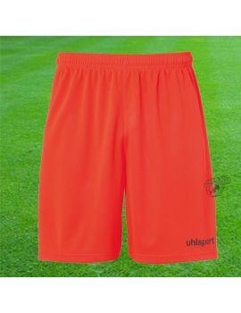 Boutique pour gardiens de but Shorts gardien junior  Uhlsport - Short Center Basic Junior Orange Fluo 1003342-24 / 74