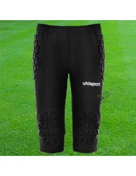 Boutique pour gardiens de but Pantalons gardien junior  Uhlsport - Long Short Junior 19 Noir 1005625-01 / 131