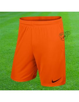 Boutique pour gardiens de but Shorts Joueur (sans protection)  Nike - Short Knit Park II Orange 725887-815 / 93