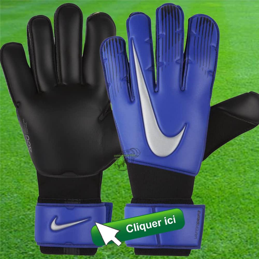 Nike GK VAPOR GRIP BLEU