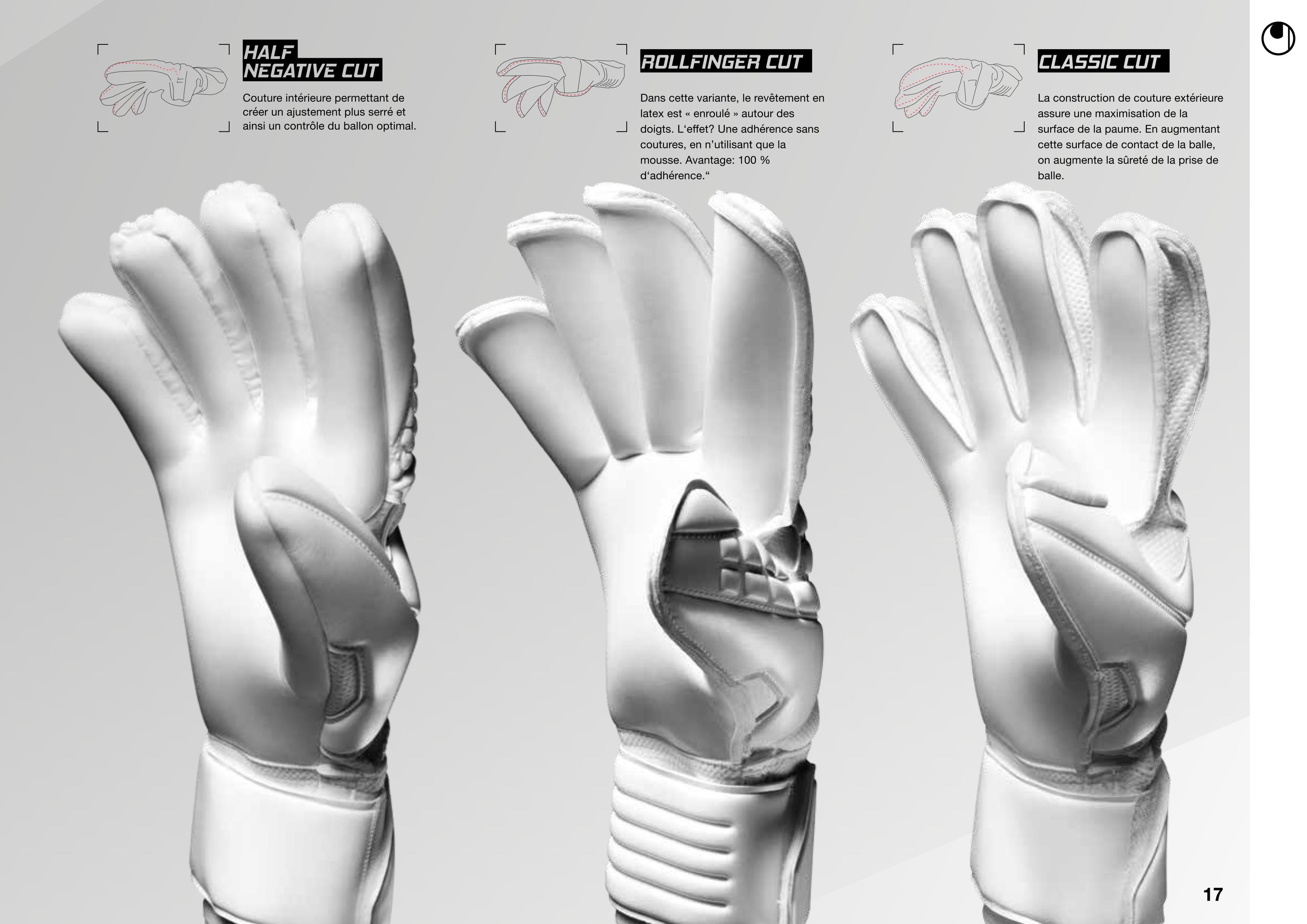 coupe de gants uhlsport