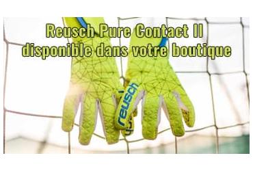 Reusch Pure Contact Chapitre 2 Gants de Gardien